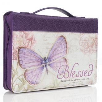 BBM 602 Bibeltrekk - Blessed Butterfly Purple